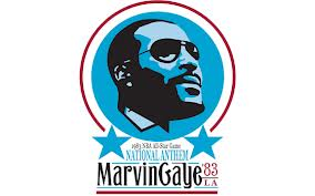 National Anthem Marvin Gaye