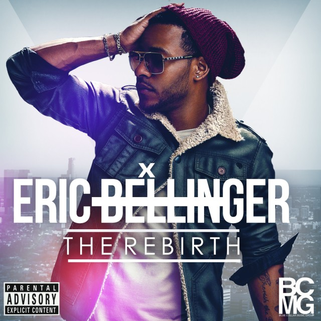 Eric Bellinger The Rebrith CD iTunes CKBP