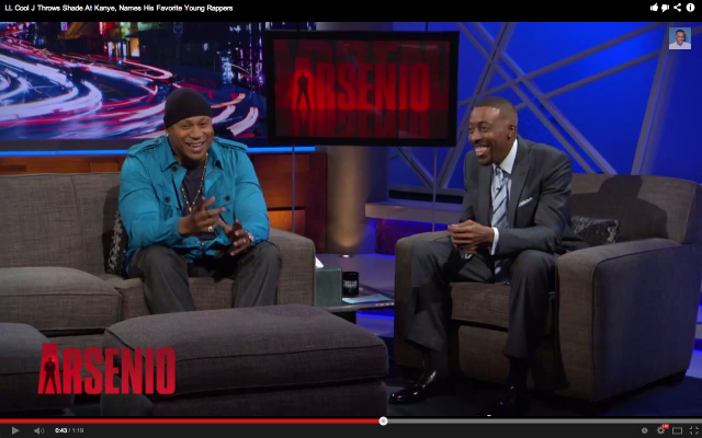 LL Cool J on Arsenio Hall