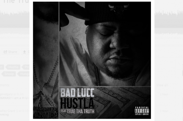 Bad Lucc Trae tha Truth Hustla Crisco Kidd Block Party