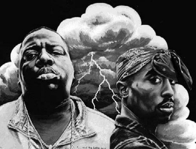 biggie 2pac legends