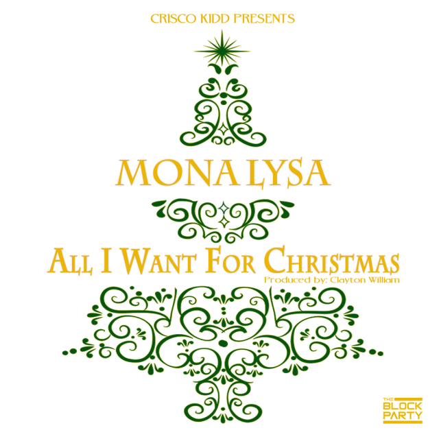 Mona Lysa - All I Want For Christmas