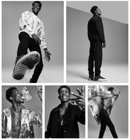Desiigner Interview Magazine